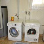 Haus mit Waschküche