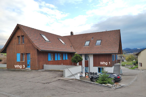 Mehrgenerationen-Haus in Sirnach