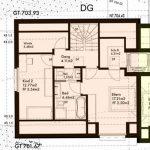 Steg Doppeleinfamilienhaus Dachgeschoss