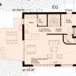 Steg Haus Grundgeschoss