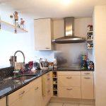 Moderne Küche in Eigentumswohnung